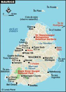 Mauritius Mappa