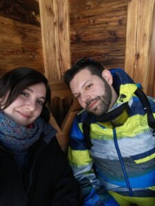 Foto Emmanuele e Annachiara