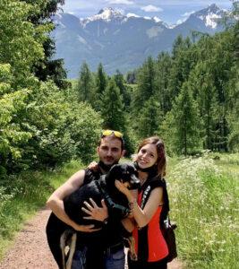 Foto Alessandro e Erika