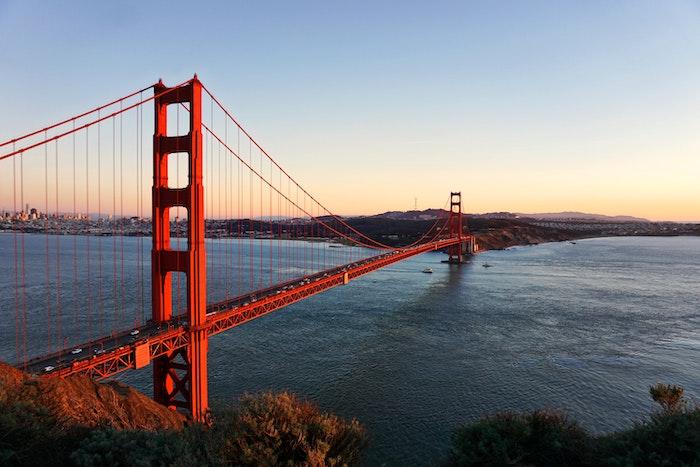 San Francisco ponte